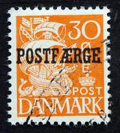 Danmark 1942 MiNr.26 I   (O) (parti G 1026) - Paketmarken