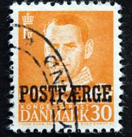 Denmark 1949 POSTFÆRGE  Minr.31  (O )( Lot  G 1028 ) - Paketmarken