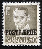 Denmark 1950  Minr.33  (O) ( Lot G 1021 ) - Paketmarken