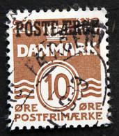 Denmark 1938  MiNr.22 I   ( Lot G 1127 ) - Paketmarken