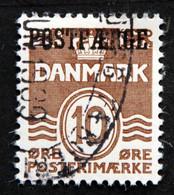 Denmark 1938  MiNr.22 I   ( Lot G 1166 ) - Paketmarken