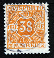 Denmark 1907  AVISPORTO MiNr. 6X  ( Lot G 991 ) - Portomarken