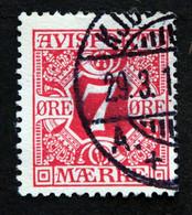 Denmark 1914  AVISPORTO MiNr. 3y  ( Lot G 1286 ) - Portomarken