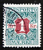 Denmark 1914  AVISPORTO MiNr.8y  ( Lot G 1289 ) - Portomarken