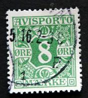 Denmark 1915  AVISPORTO MiNr.11   ( Lot G 1290 ) - Portomarken