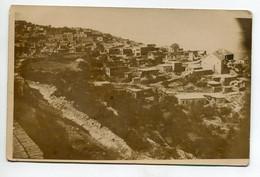 LIBAN RACHAYA El Al WADI Bataille 20-24 Nov 1925  CARTE PHOTO  Vue Large Ville / D19 2021 - Lebanon