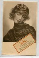 75 PARIS XVIII Em -Carte RARE Photographe D'Art S'ORA 9 Avenue D'Aubigny 1920  -   Surréalisme      D19  2021 - District 17