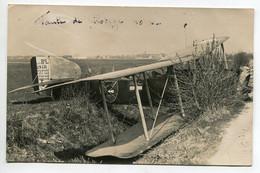 AVIATION NEUSTADT 019- Régim 12 Em RAB  CARTE PHOTO  Accident Avion Erreur Pilotage 1923 écrite Voir Infos - Unclassified