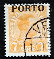 Denmark 1921  Minr.3  (0 )    ( Lot G 1295 ) - Portomarken