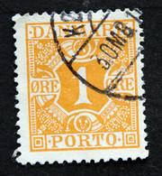 Denmark 1922  Minr.9   (0 )    ( Lot G 1300  ) - Portomarken