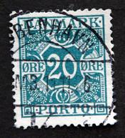 Denmark 1921  Minr.14   (0 )    ( Lot  G1303  ) - Portomarken
