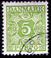 Denmark 1934 MiNr. 27  ( Lot G 1308 ) - Portomarken
