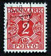 Denmark 1934 MiNr. 26  ( Lot G 1307 ) - Portomarken