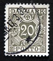 Denmark 1934 MiNr. 29  ( Lot G 1309 ) - Portomarken
