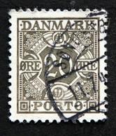 Denmark 1934 MiNr. 29  ( Lot G 1310 ) - Portomarken