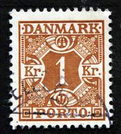 Denmark 1934 MiNr. 31  ( Lot G 1312 ) - Portomarken