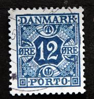 Denmark 1955 MiNr.38    ( Lot G 1313 ) - Portomarken