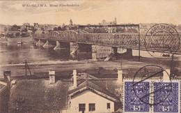 2697/ Warszawa, Most Kierbedzia - Pologne