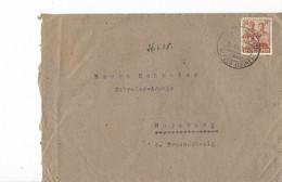 Duitsland - Bezetting Geallieerden Brief Met Michelno. 951 (3419) - Postkarten - Gebraucht