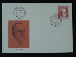 FDC Paul Klee 1979 Munchenbuchsee Suisse Ref 101004 - Moderni