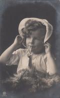 A287) KLEINES KIND Mit Hut U. Pfeife Im Mund - Sehr Alte FOTO AK TÜBINGEN 1908 - Humorous Cards