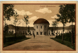 Crefeld - Krematorium - Krefeld