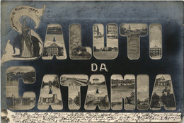 Saluti Da Catana - Catania