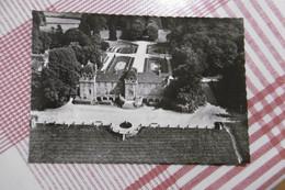 D 35 - Becherel - Le Château De Caradeuc - En Avion Au-dessus De.. - Bécherel