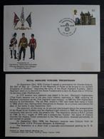 1978 GRAN BRETAÑA. FDC FUSILEROS REALES. - 1971-1980 Decimal Issues