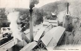 89  VERMENTON - Les Fours à Chaux - Vermenton