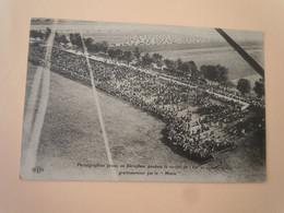 Photographies Prises En Aéroplane Pendant Le Circuit De L'Est - Non Circulée - Reuniones