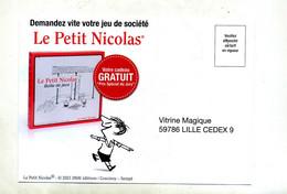 Enveloppe Illustrée Le Petit Nicolas + Lavande - Altri