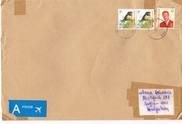 1998 Envelope / Cover - Large Format) Belgium Belgien / BULGARIA - Lettres & Documents