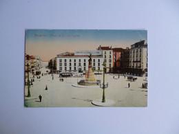 ZARAGOZA  -  Plaza De La Constitucion   ( Colorisée ) -  ESPAGNE - Zaragoza