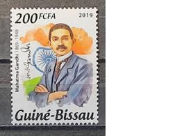 2019 - Guiné Bissau - MNH As Scan - 150th Anniversary Birth Mahatma Gandhi - 1 Stamp - Mahatma Gandhi