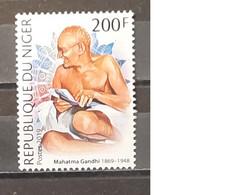 2019 - Niger - MNH As Scan - 150th Anniversary Birth Mahatma Gandhi - 1 Stamp - Mahatma Gandhi