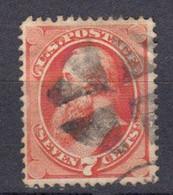 Etats Unis 1870 Yvert 43 Obiltere - Gebraucht