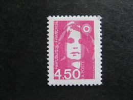 TB N° 3007a: Sans Bande De Phosphore, Neufs XX. - Abarten: 1990-99 Ungebraucht