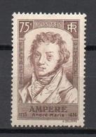 - FRANCE N° 310 Neuf ** MNH - 75 C. André-Marie AMPÈRE 1936 - Cote 45,00 € - - Nuevos