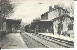 VARENNES JAULGONNE - Aisne - TRAIN En GARE > Vente Directe X - Other Municipalities