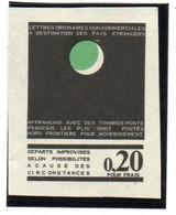 ColBM France Greve Paris Invalides Neuf XX MNH  Cote 195,00 Euro - Huelga