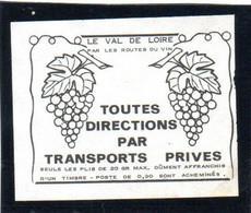 ColBM France Greve Val De Loire Neuf XX MNH  Cote 45,00 Euro - Huelga