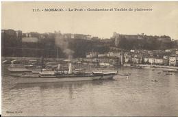 MONACO 6 Le Port - Condamine Et Yachts - La Condamine