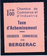 ColBM France Greve 1974 Bergerac Neuf XX MNH Cote 180,00 Euro - Huelga