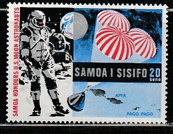 SAMOA 6// YVERT 250 (NEUF) // 1969 - Samoa