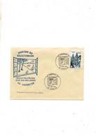 Capbreton 40 Carrefour Des Collectionneurs 1ier Jour De Mise En  Vente Du Timbres 25 Mai 1985 - Briefe U. Dokumente
