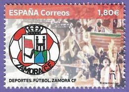 España. Spain. 2021. Zamora Club De Futbol. Deportes - 2011-... Nuovi & Linguelle