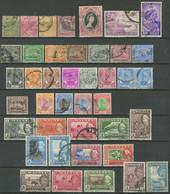 Malaya States - Selangor 1891/1950 ☀Used Lot - Selangor