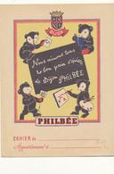PR 173 /  PROTEGE CAHIER -   PHILBEE   ( 24,00 Cm X 18,00 Cm) - Protège-cahiers