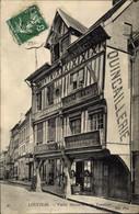 CPA Louviers Eure, Vieille Maison - Altri Comuni